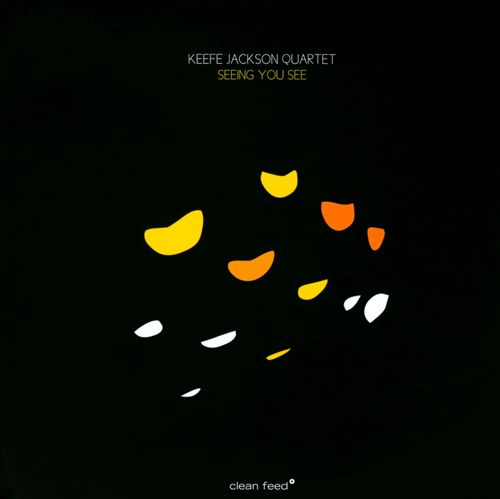Keefe Jackson Quartet, Seeing You See, Jeb Bishop, Jason Roebke, Noritaka Tanaka, Clean Feed Records