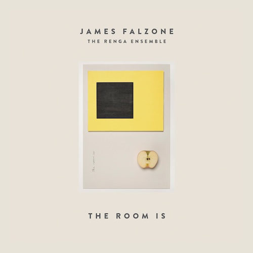 James Falzone, Allos documents, Renga Ensemble, The Room Is, Jason Stein, Ben Goldberg, Ned Rothenberg, Ken Vandermark, Keefe Jackson